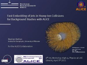 Fast Embedding of Jets in HeavyIon Collisions for