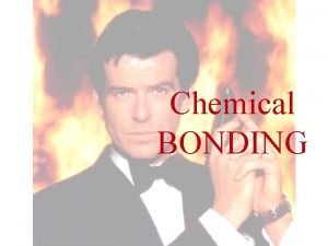 Chemical BONDING Chemical Bond A bond results from