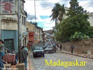 Madagaskar Zkladn daje tvrt najv ostrov sveta Od