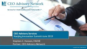 Services for CSuite Leaders from CSuite Leaders CEO