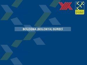 BOLOGNA BOLONYA SREC 1 BOLOGNA SREC Tarihe Bologna