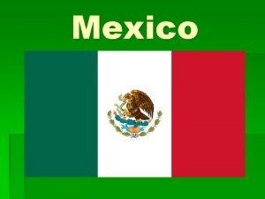 Mexico Origins of Modern Day Mexico 1200 BCE1521
