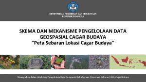 KEMENTERIAN PENDIDIKAN DAN KEBUDAYAAN REPUBLIK INDONESIA SKEMA DAN