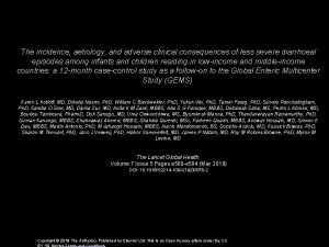The incidence aetiology and adverse clinical consequences of