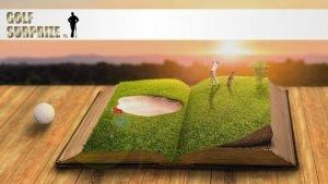 1 Wir wissen warum Golfer golfen Der Golfsport
