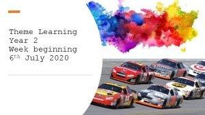 Theme Learning Year 2 Week beginning 6 th