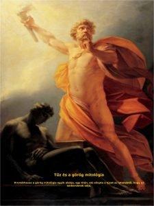 Tz s a grg mitolgia Promtheusz a grg