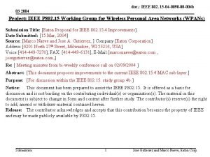 doc IEEE 802 15 04 0090 00 004