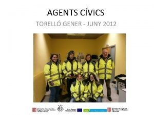 AGENTS CVICS TORELL GENER JUNY 2012 PROJECTE VIU
