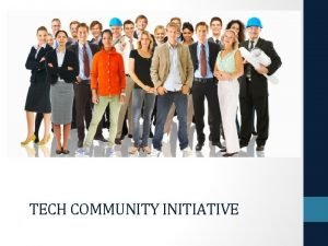 Mammoth Tech Community Initiative The Tech Initiative Thriving