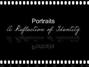 Portraits Setting 0 1 2 3 4 Portraits