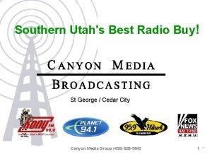 Southern Utahs Best Radio Buy St George Cedar