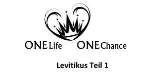 Levitikus Teil 1 Levitikus Kapitel 27 Verse 859