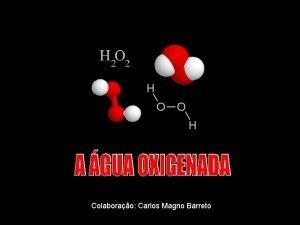 Colaborao Carlos Magno Barreto Voc acha a gua