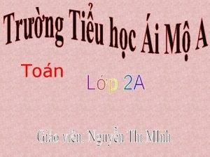 Ton Kim tra bi c Tnh 27 8