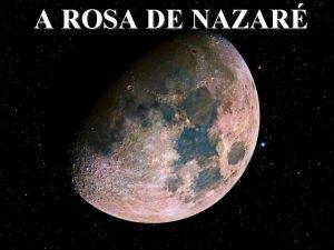 A ROSA DE NAZAR DENTRE TODAS AS DATAS