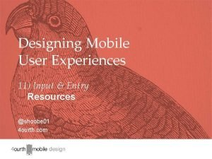 The Complete Guide to Designing Mobile User Experiences