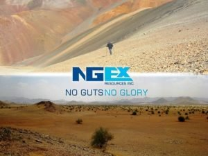 A Global Exploration Vehicle Principal exploration company in