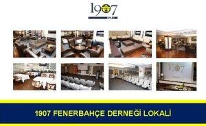 1907 FENERBAHE DERNE LOKAL 1907 FENERBAHE DERNE LOKAL