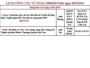 LCH CNG TC T NGY 2882019 n ngy