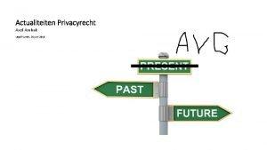 Actualiteiten Privacyrecht Axel Arnbak Legal PLanet 26 juni