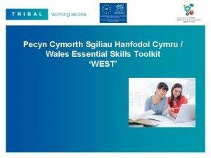 Pecyn Cymorth Sgiliau Hanfodol Cymru Wales Essential Skills
