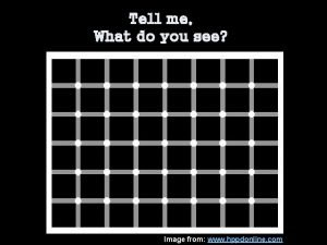 Tell me What do you see Image from