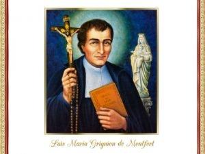 San Luis naci en Montfort Francia el 31