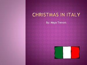By Maya Trevors This year 2013 Italys Population