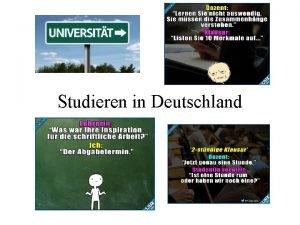 Studieren in Deutschland Wieviele Menschen studieren in Deutschland