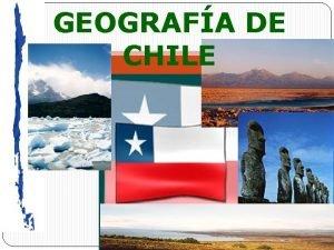 GEOGRAFA DE CHILE ESPACIO MARTIMO DE CHILE milla