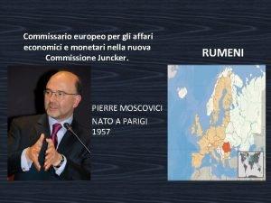 Commissario europeo per gli affari economici e monetari
