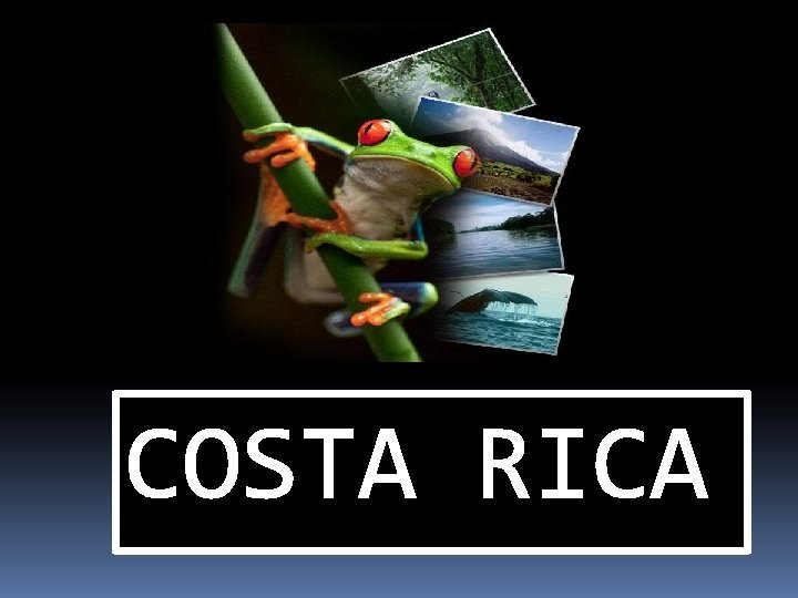 COSTA RICA COSTA RICA FACTS Official Name Republic