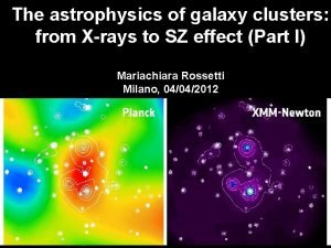 The astrophysics of galaxy clusters from Xrays to