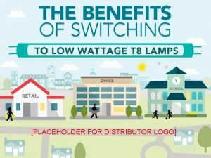 PLACEHOLDER FOR DISTRIBUTOR LOGO DATE Low Wattage T