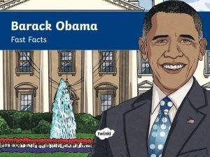 Who Barack Hussein Obama II Born August 4