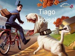 Tiago Hoisel Tiago Hoisel is a digital artist