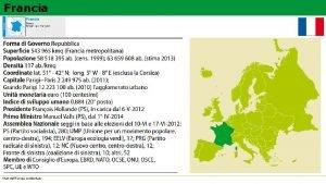 Francia Stati dellEuropa occidentale Francia Stati dellEuropa occidentale