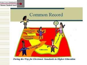 Common Record GO Common Record COD ord ec