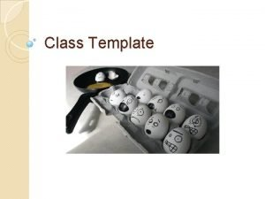 Class Template Stack Class include vector include stdexcept