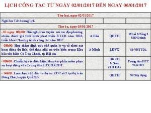 LCH CNG TC T NGY 02012017 N NGY
