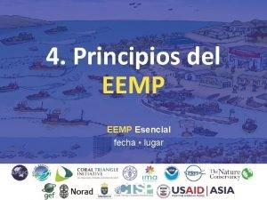 4 Principios del EEMP Esencial fecha lugar 1