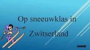 Op sneeuwklas in Zwitserland Lawines Gebruikte symbolen Ga