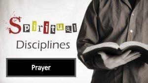 Prayer Do you pray Kenneth Boa Prayer is