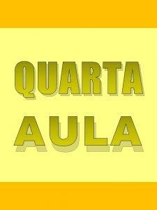 QUARTA AULA CASA I PRIMEIRO MANDAME NTO NO