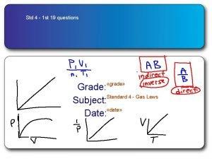 Std 4 1 st 19 questions grade Grade