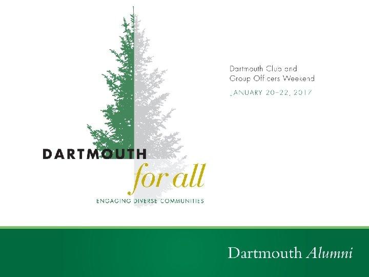 Dartmouth 250 th Celebration Agenda 250 th Celebration