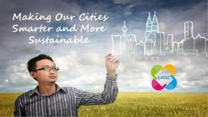 Making Our Cities Smarter and More Sustainable To