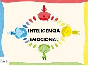 INTELIGENCIA EMOCIONAL ndice Inteligencia emocional Taller con los