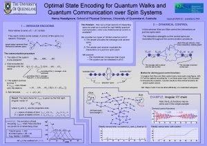 Optimal State Encoding for Quantum Walks and Quantum